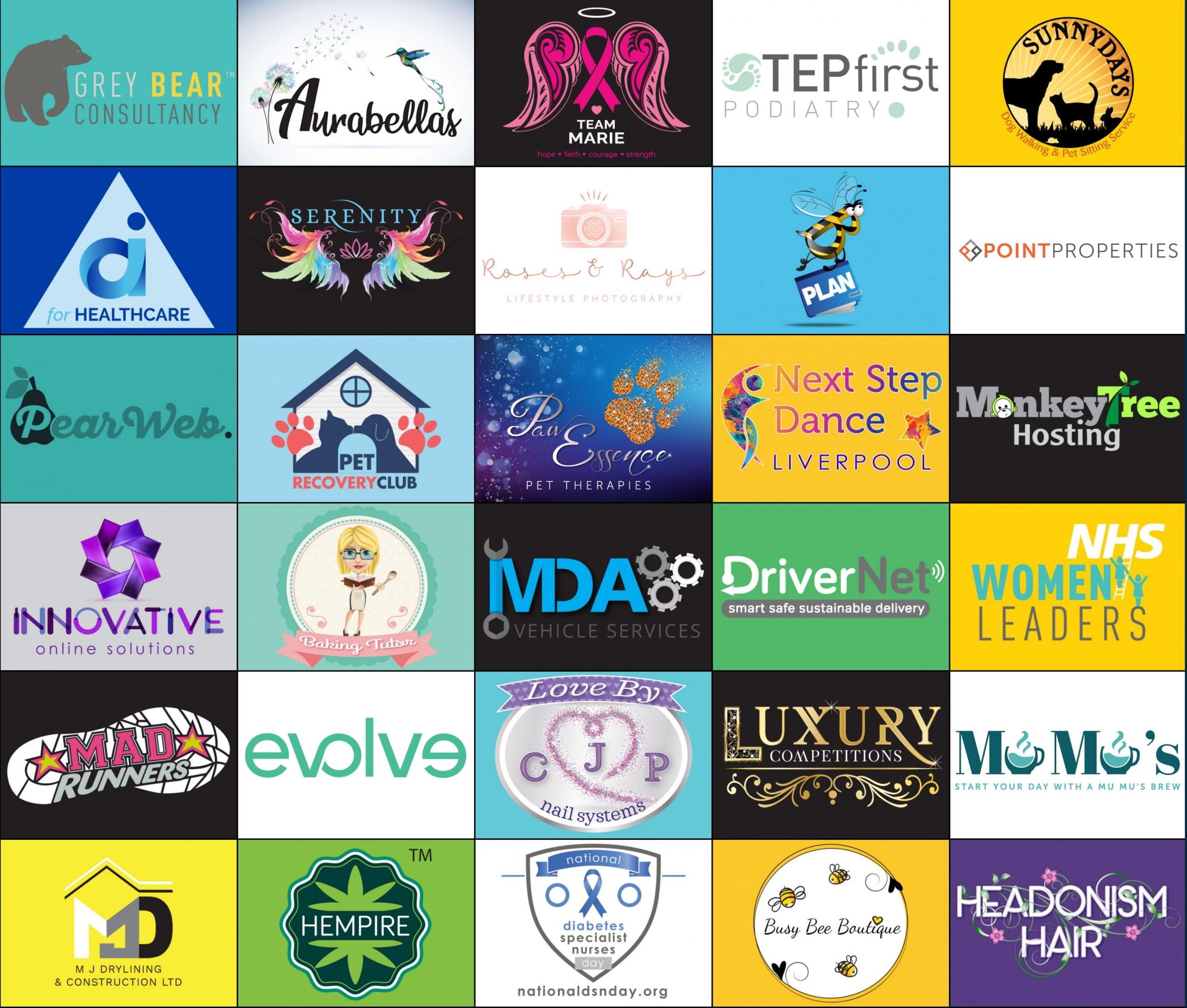 logo design st helens